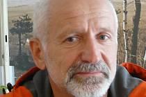 Farmář Vladimír Kuncl.