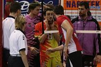 Čtvrté semifinále: Příbram - Č. Budějovice.
