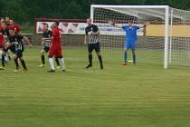 3. kolo Divize A MFK Dobříš - Brandýs nad Labem 0:2 (0:1).