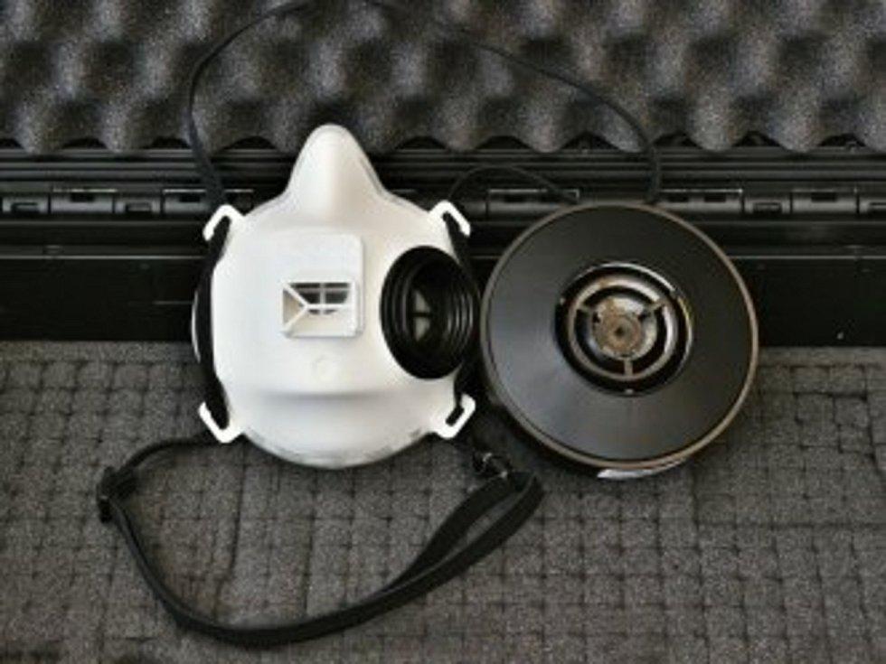 Ochranná polomaska RP95-M.