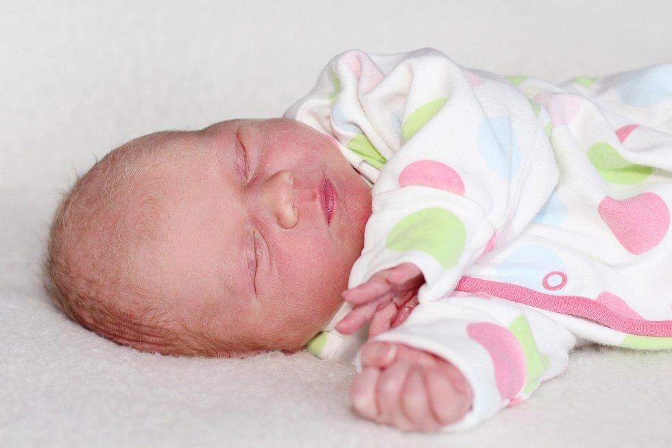 Natálie Svatošová se narodila 22. ledna 2020 v Příbrami. Vážila 3190 g. Doma v Letech ji přivítali maminka Petra, tatínek Zdeněk a dvouletá sestra Adélka.