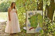 Pohádkový les v Libčicích nabídl dětem zábavu v sobotu 18. srpna. Pro děti bylo připraveno 12 soutěžních stanovišť a na každém na ně čekaly pohádkové postavy a plnění úkolů.