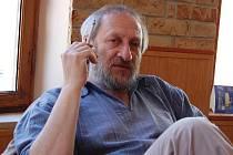 Akademický malíř Ivan Bukovský