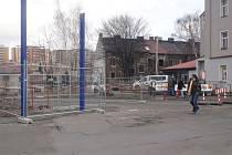 Rekonstrukce autobusového nádraží v Příbrami začala