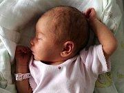NINA PILOUSOVÁ se narodila ve čtvrtek 27. července o váze 3,60 kg a míře 51 cm rodičům Martině a Jiřímu z Kladna.