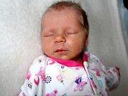 ANNA ŠŤOVÍČKOVÁ se narodila v pondělí 9. ledna o váze 2,98 kg a míře 48 cm mamince Janě a tatínkovi Janovi z Chlumu. Z narození brášky se raduje dvouletá sestřička Šárka.