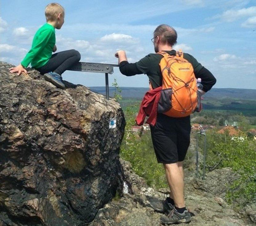 Kraj nově vyhlásil turistickou soutěž PoSTRČ kostru.