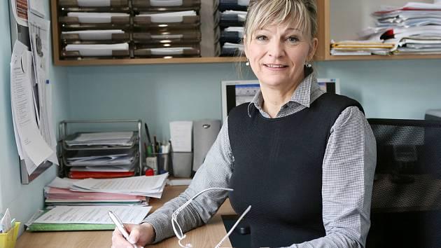 IVANA KRÁLÍČKOVÁ, manažerka ošetřovatelské péče Oblastní nemocnice Příbram.IVANA KRÁLÍČKOVÁ, manažerka ošetřovatelské péče Oblastní nemocnice Příbram.