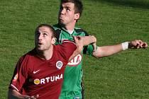 1. Gambrinus liga: 1.FK Příbram - Sparta Praha (1:1).