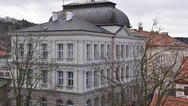 Příbramská radnice.
