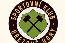 Původní znak SK Březové Hory, předchůdce dnešního 1. FK Příbram.