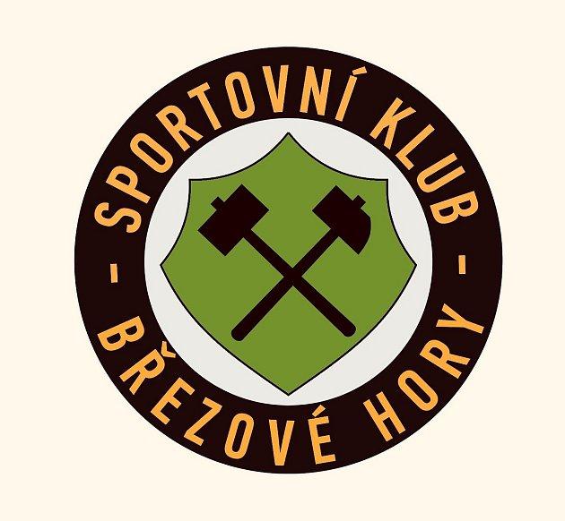 Původní znak SK Březové Hory, předchůdce dnešního 1.FK Příbram.