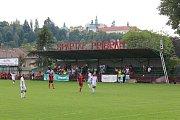 Z oslav 123. narozenin fotbalového klubu SK SPARTAK Příbram.