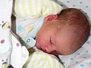 Oldík Starý se narodil 8. února s váhou 3,83 kg a mírou 53 cm Petře a Jakubovi ze Sedlce–Prčic. Doma čeká bráška Toník (3,5).