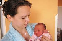 Od pondělí 18. dubna má maminka Lenka spolu s tatínkem Pavlem z Příbrami radost ze svého prvního děťátka – dcerky Nikol Zábojníkové, která po narození vážila 2,73 kg a měřila 47 cm.