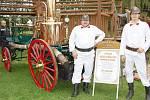 Oslavy výročí města a sboru dobrovolných hasičů v Rožmitále