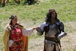 Rožmitál opět navštívila královna Johanka.