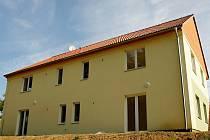 Nové prostory pro chráněné bydlení.