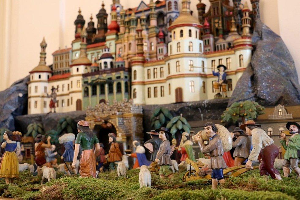 Karasův betlém je součástí sbírek Národopisného muzea v Praze.