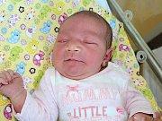 ANEŽKA ŠIMKOVÁ se narodila v sobotu 29. července o váze 3,94 kg rodičům Michaele a Martinovi z Prahy. Pomáhá jim Magdalénka.