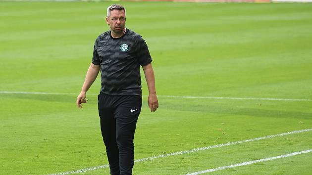V současnosti trenér příbramských fotbalistů Pavel Horváth.