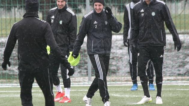 Příbramští fotbalisté zahájili 4. ledna zimní přípravu.