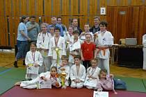 TRADICE. Judo má v Příbrami dlouholetou tradici. V současné době se vedení a trenéři oddílu soustředí na výchovu mládeže, která patří k nejlepším v České republice.