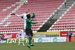 FORTUNA:LIGA, 20. kolo: 1. FK Příbram - 1. FC Slovácko (1:4).