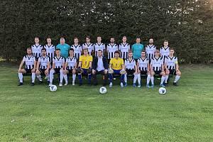 Nováčci. Fotbalisté Tochovic si v nadcházející sezoně poprvé ve své historii zahrají divizi.