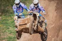 Sajdkárkrosaři Jan a Pavel Boukalovi mají za sebou pět sezon      v domácím šampionátu a před sebou výzvu v podobě startu v seriálu mistrovství světa.