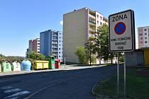 Mluvit se bude o změnách parkování na sídlišti Drkolnov.