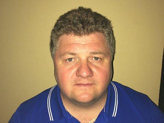 POCHVALA. Trenér Spartaku Příbram Marek Zárybnický zhodnotil uplynulý podzim, za který své svěřence pochválil.