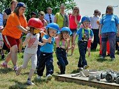 Rožmitálští dobrovolní hasiči slavili, pomáhají už 135 let.