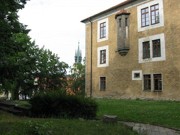 Zámeček Ernestinum.