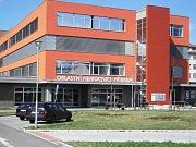 Oblastní nemocnice v Příbrami.