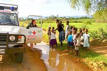 Humanitární organizace ADRA pomáhá také v Keni.