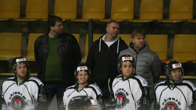 HC Příbram - Lev Benešov.