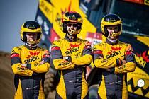 Sedlčanská posádka Martina Macíka má za sebou úvodní prolog Dakaru 2021.