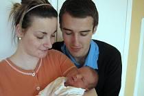 V pátek 2. března maminka Petra spolu s tatínkem Zdeňkem z Příbrami prvně sevřela v náručí prvorozeného syna Matyáše Bucha, který má z toho dne u jména zapsánu váhu 2,39 kg a míru 45 cm.