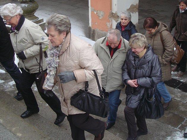 Svatá Hora zahájila turistickou sezonu.