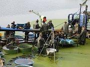 NEDRAHOVIČTÍ a táborští rybáři svoje řemeslo umí.