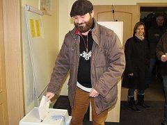 Volil i Bohumil Fišer, vedoucí správy CHKO Brdy.