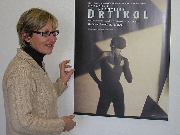 Galeristka Hana Ročňáková