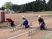 Člen SDH Líchovy Jakub Čermák si přivezl z otevřeného mistrovství Německa v hasičském sportu zlatou, stříbrnou i bronzovou medaili. Jakub se na EuregioCup dostal jako jeden z desetičlenného týmu české juniorské reprezentace. Stupně vítězů, 3. místo ve výs