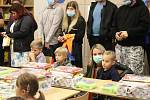 Ze zahájení školního roku 2020/2021 v Základní škole Jiráskovy sady v Příbrami.