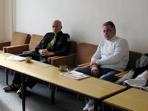 Vzpomínkové akce se zúčastnili také úspěšní sportovci, kteří začínali svou kariéru v Příbrami