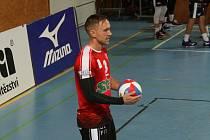 Volejbalisté Příbrami v prvním zápase nové sezony senzačně porazili doma Liberec.