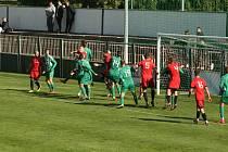 Meteor Praha - MFK Dobříš 5:2.