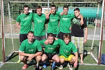 Vítěz 3. ligy: Bastardos Březnice.