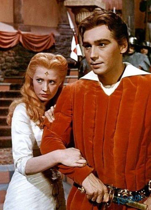 Všechny generace diváků znají Josefa Zímu jako prince Radovana z pohádky Princezna se zlatou hvězdou.